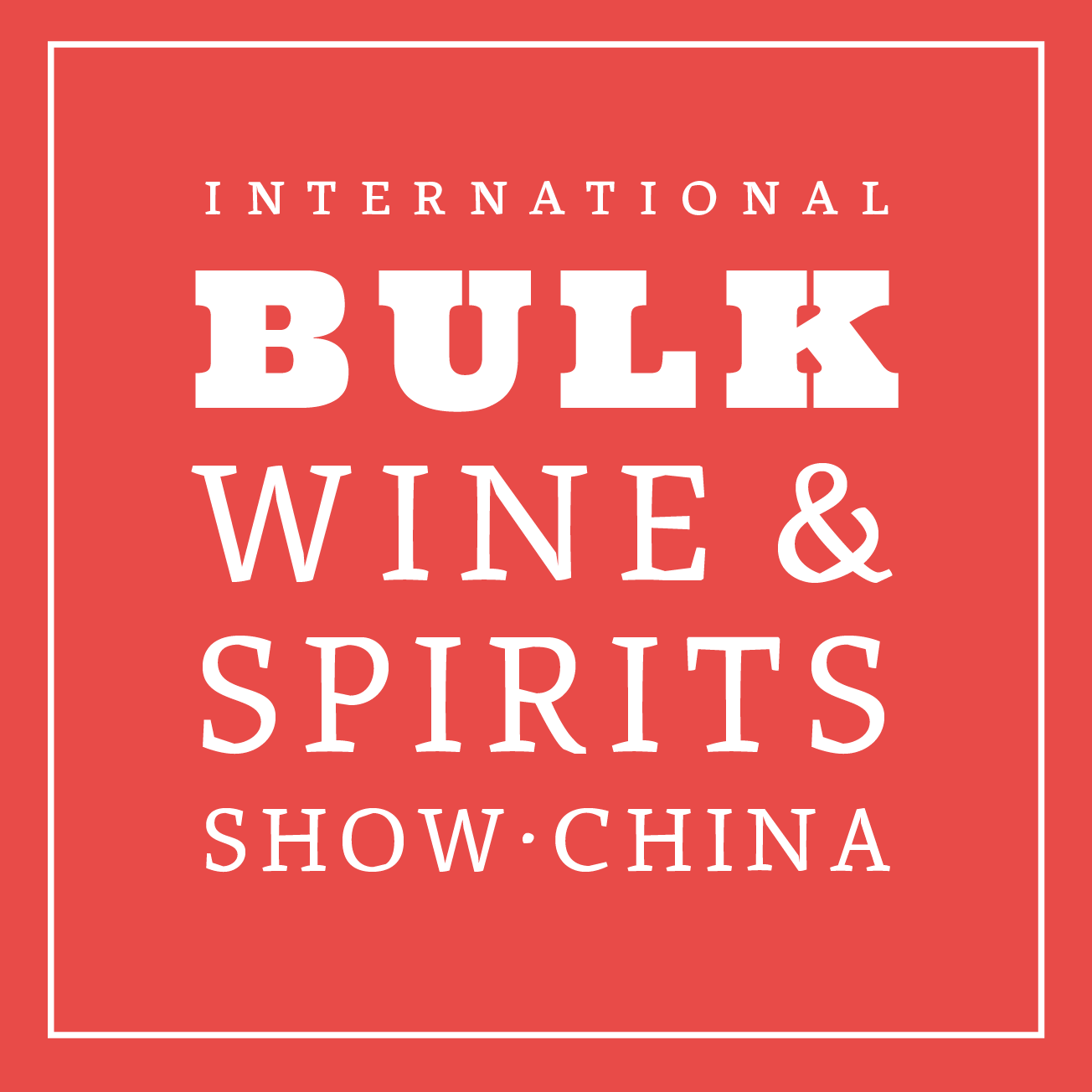 Photo for: International Bulk Wine and Spirits Show China