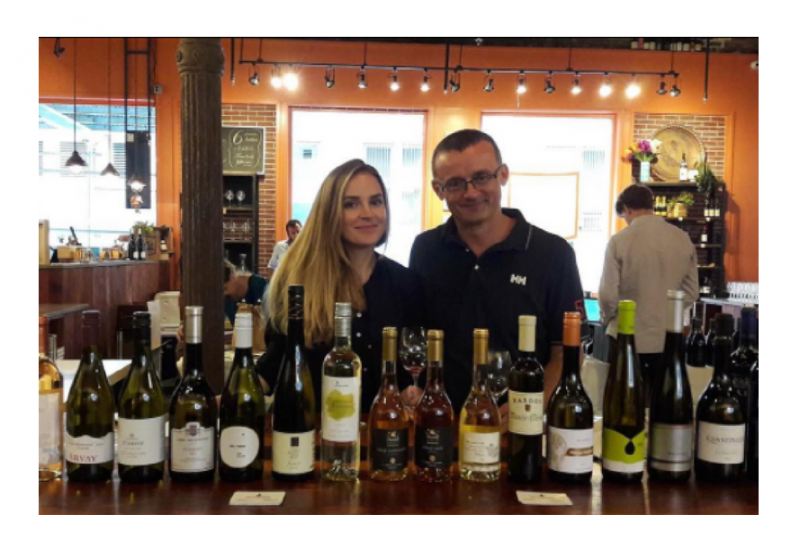 Photo for: Making a Case for Hungarian Wines in America