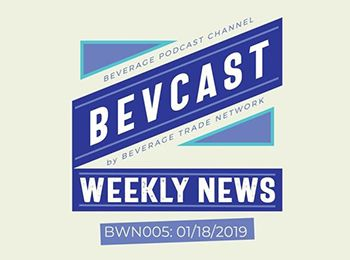 Photo for: Global Sound Byte! BevCast Weekly News Episode #5