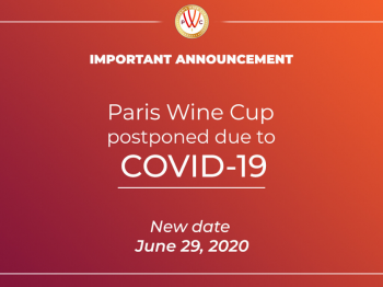 Photo for: Paris Wine Cup Postponed Over COVID-19- New Date June 29, 2020